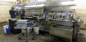 Pure Maple Syrup Processing Wisconsin